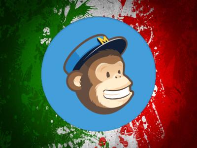mailchimp in italiano?