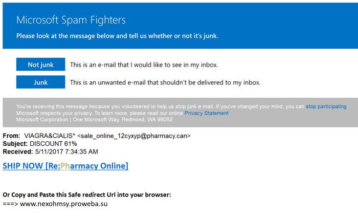 Spam Fighters