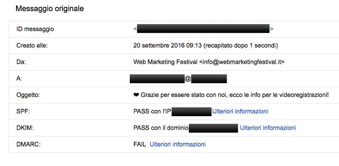gmail spf dkim dmarc