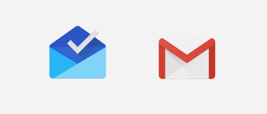 Inbox by Gmail => Gmail