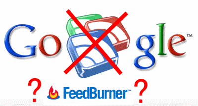 Google Reader Chiude, incognite su Feedburner
