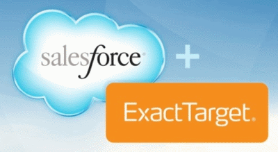 Salesforce acquisisce ExactTarget